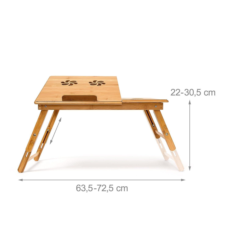 Latest relaxdays table pliante pour ordinateur portable - Table pliante pour studio ...