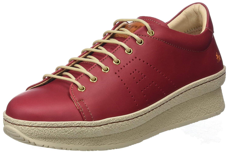 Art Grass, Zapatillas para Mujer 39 EU|Rojo (Amarante Amarante)
