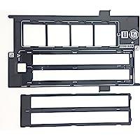 OKLILI 1423040 1403903 1401444 Photo Holder Assy Film Slide 35mm Negative Holder & Cover Halter Film Guide Compatible…