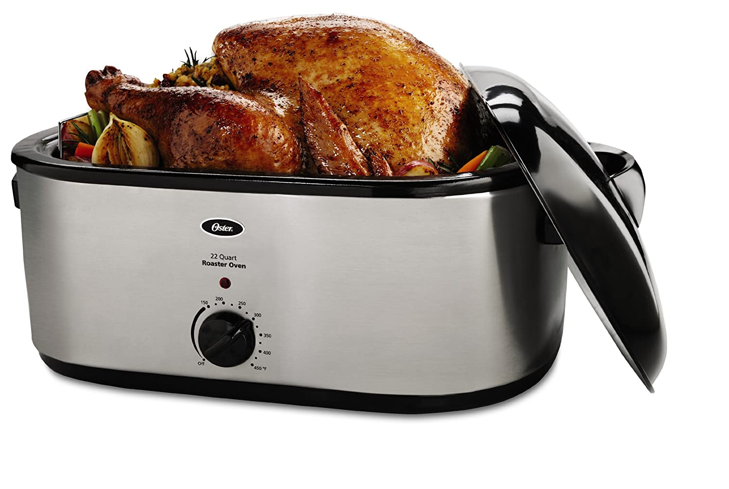 Superb Amazon.com: Oster CKSTRS23 22 Quart Roaster Oven, Stainless Steel: Electric  Roasters: Kitchen U0026 Dining