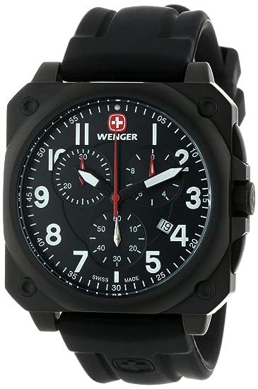 Wenger 77010 - Reloj de caballero Suizo