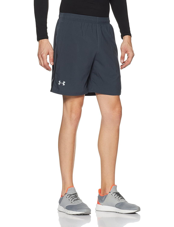388132b095d7 Under Armour LAUNCH SW 7   Men s Short  Amazon.co.uk  Sports   Outdoors