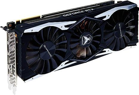 Gainward GeForce RTX 2080 Ti Phoenix GS 11 GB GDDR6 - Tarjeta gráfica (GeForce RTX 2080 Ti, 11 GB, GDDR6, 352 bit, 7680 x 4320 Pixeles, PCI Express ...