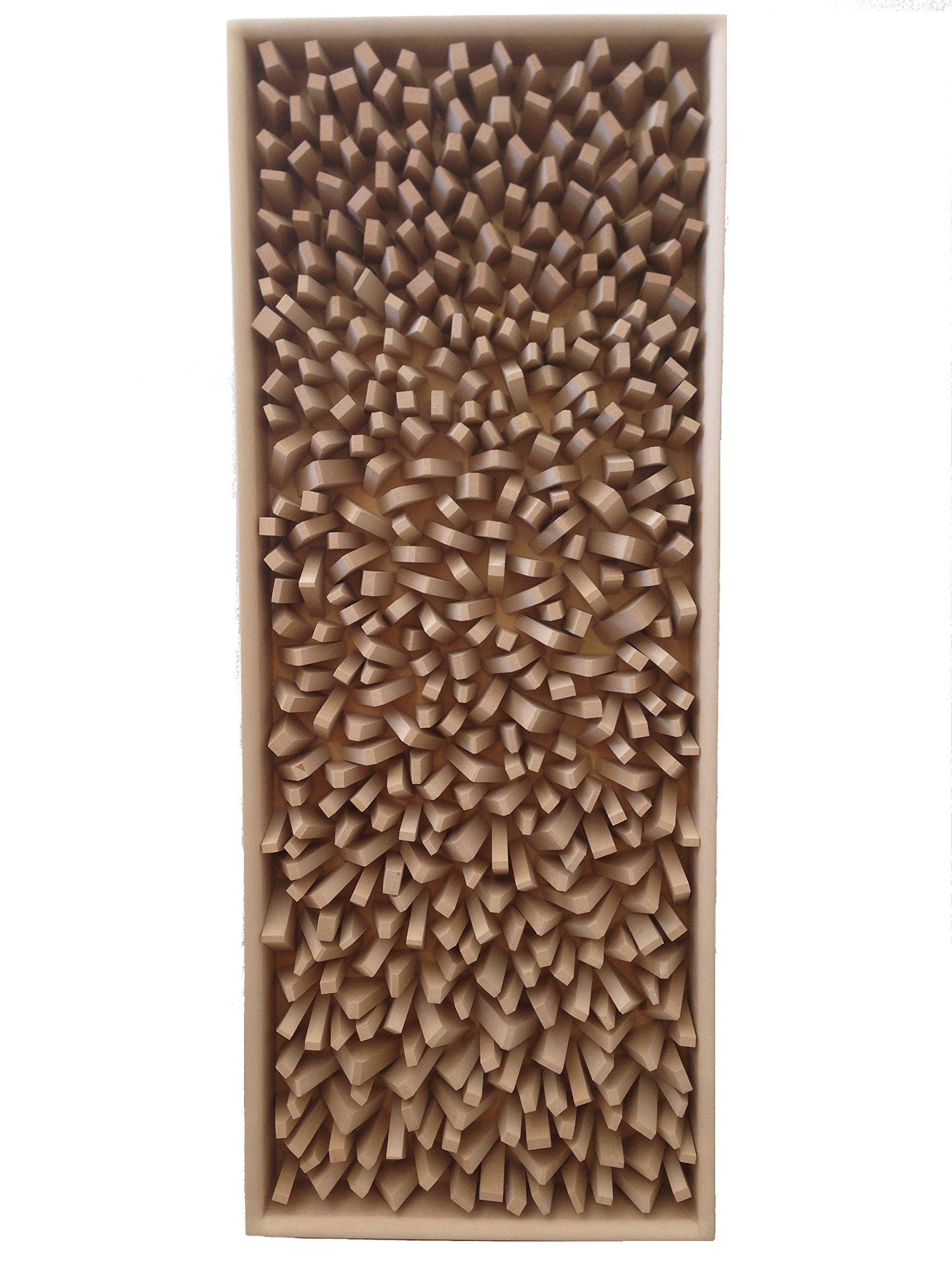 Vito Acoustic Diffuser Panel 36 x 14.25 x 3.25