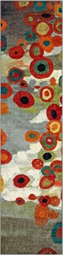 Mohawk Home Tossed Floral Area Rug