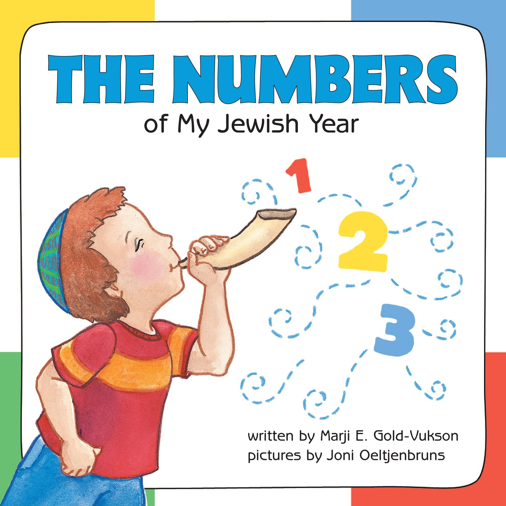 The Numbers of My Jewish Year (Very First Board Books)