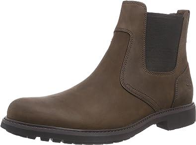 que buen look mayor selección seleccione para el despacho Timberland Men's Stormbucks Chelsea Ankle Boots: Amazon.co.uk ...