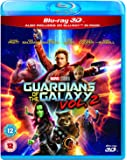 Guardians of the Galaxy Vol. 2 [Blu-ray 3D + Blu-ray]