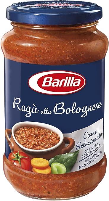 38 opinioni per Barilla Sugo Ragu'Bolognese- 6 pezzi da 400 g [2400 g]