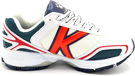 Kelme Label Marino - Zapatilla Deportiva Running para niño. (28): Amazon.es: Zapatos y complementos