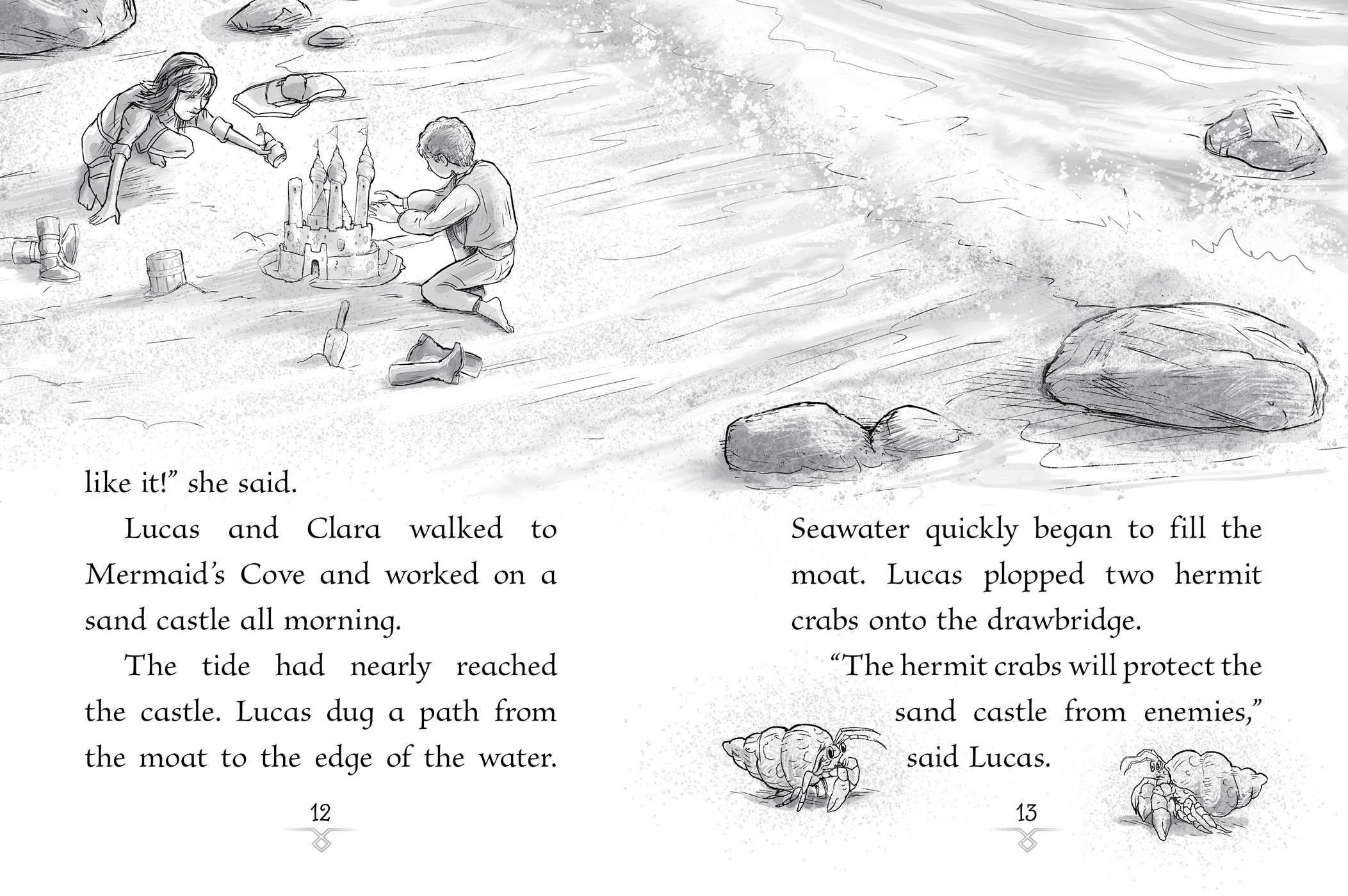 Amazon: The Secret World Of Mermaids (the Kingdom Of Wrenly)  (9781481431224): Jordan Quinn, Robert Mcphillips: Books
