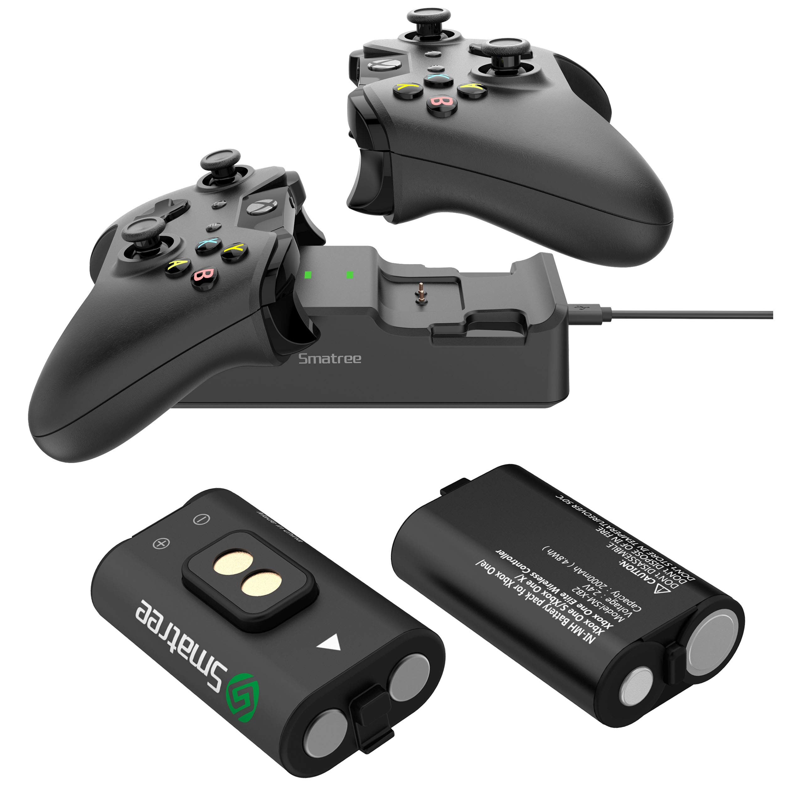 Best Rated in Xbox One Batteries & Chargers & Helpful