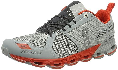 On Running Cloudflyer Glacier/Spice M 11, Zapatillas Hombre, Gris, 45 EU: Amazon.es: Zapatos y complementos