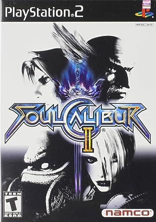 Soulcalibur II [PlayStation2] [Importado de Francia]: Amazon.es: Videojuegos