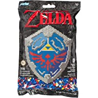 Perler Beads Nintendo's The Legend of Zelda Hylian Shield Pattern and Fuse Bead Kit, 10.75'' X 13'', 3503Pc