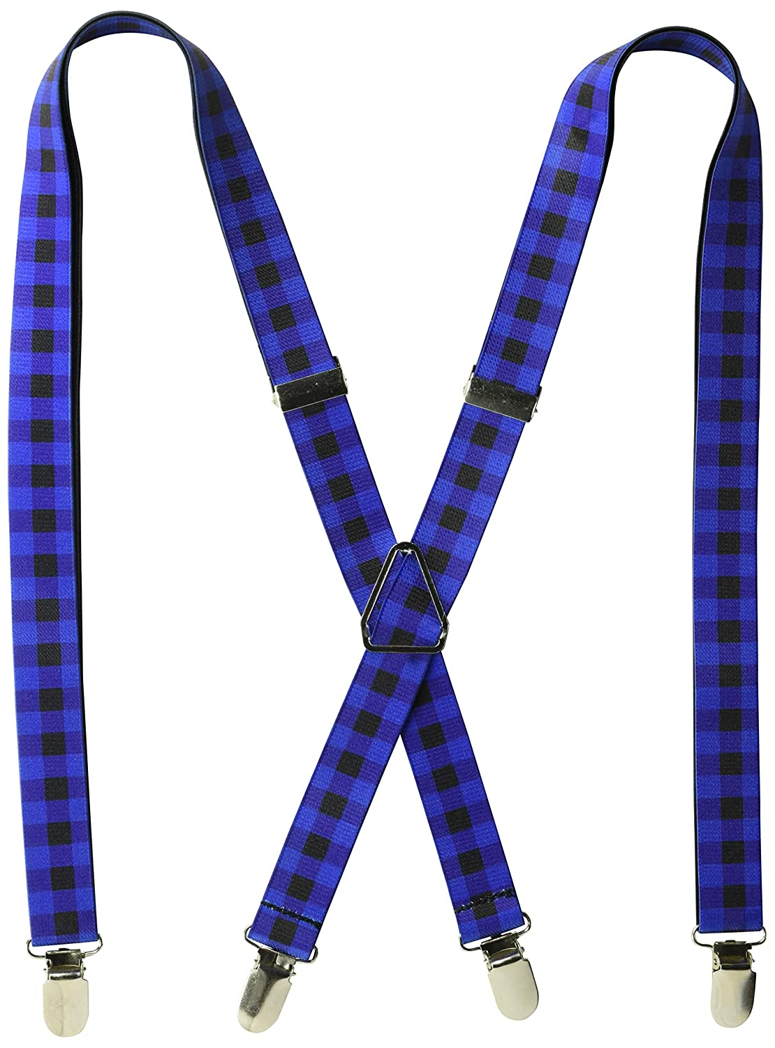 Buckle-Down Suspender - Buffalo Plaid SP-W30229