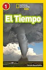 National Geographic Readers: El Tiempo (L1) (Spanish Edition) Kindle Edition