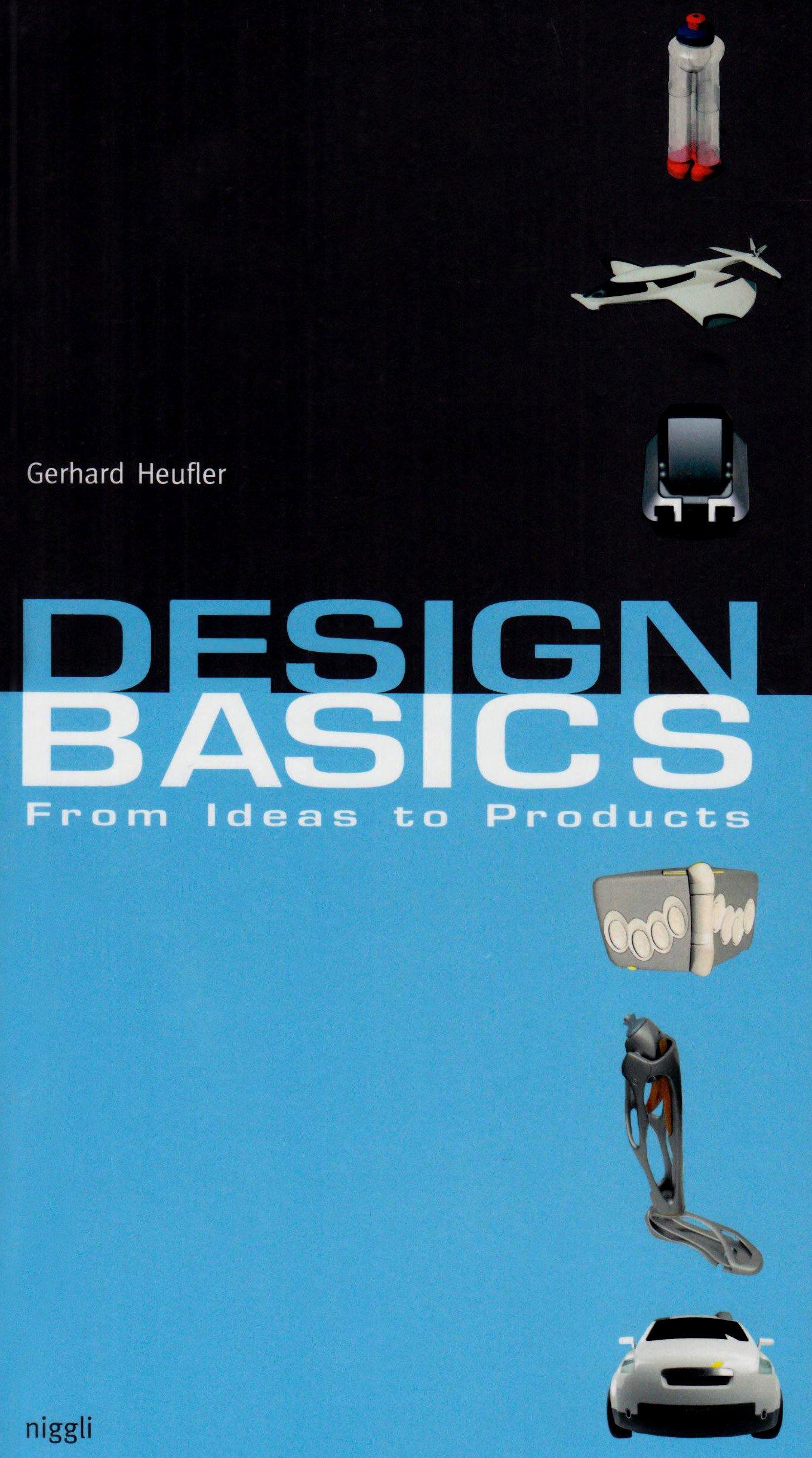 Design Basics: From Ideas to Products (English Language)