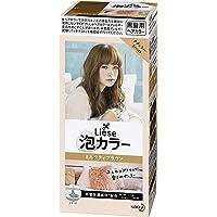 Japan Kao Liese Prettia Foaming Hair Colour Dying 108ml MILK TEA BROWN