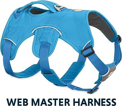 RUFFWEAR Arnés para Perro Web Master: Amazon.es: Productos para ...