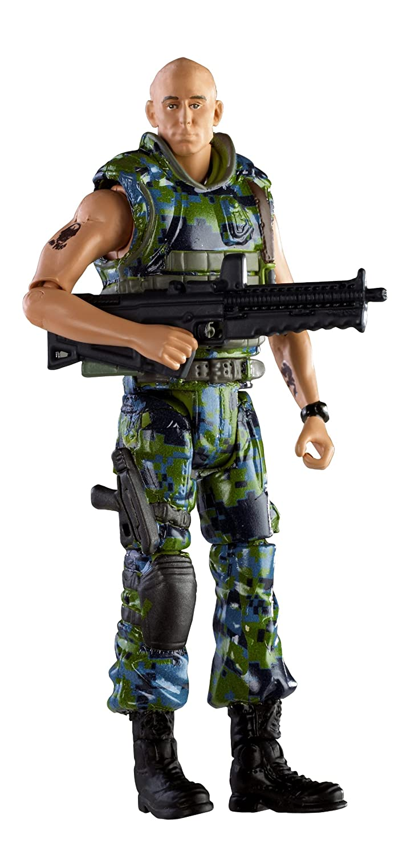 James Cameron's Avatar RDA Corporal Lyle Wainfleet Action Figure by Mattel