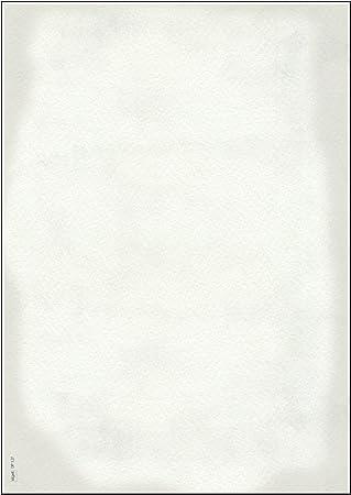 SIGEL DP127 Papel de cartas, 21 x 29,7 cm, 90g/m², Menú de ...