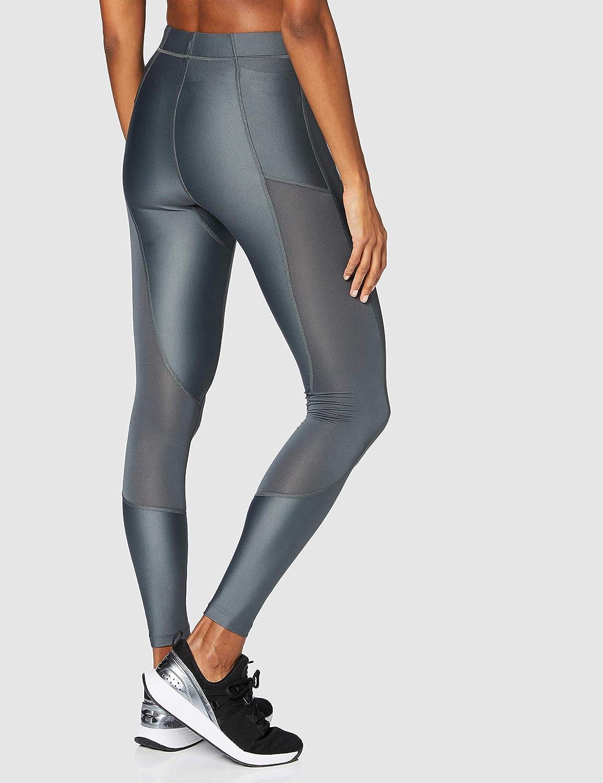 komfortable und atmungsaktive Sport Leggings mit Tasche leichte Kompressionshose mit ausgezeichneter Abdeckung Under Armour Damen UA Speed Stride Tight
