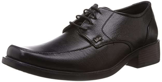Lee Cooper Men's Leather Formal Shoes Men's Formal Shoes at amazon