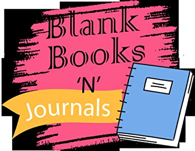 Blank Books 'N' Journals