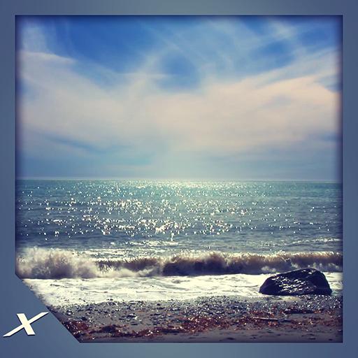 Calm Beach - Beautiful Beach (Beachside Collection)