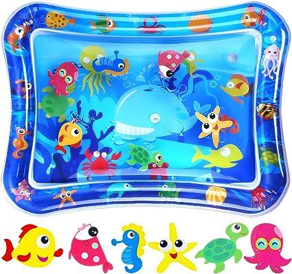 Amazon.com: Alfombra inflable para jugar al agua ...