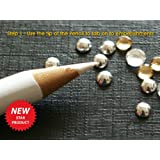 BOMIEN Set of 2 Magical Sticky Pick Up Pencils for picking up and transferring Tiny Embellishments