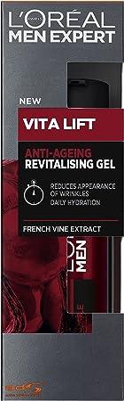 L 'Oreal Men Expert Vita Lift Antiarrugas Gel Crema Hidratante, 50ml