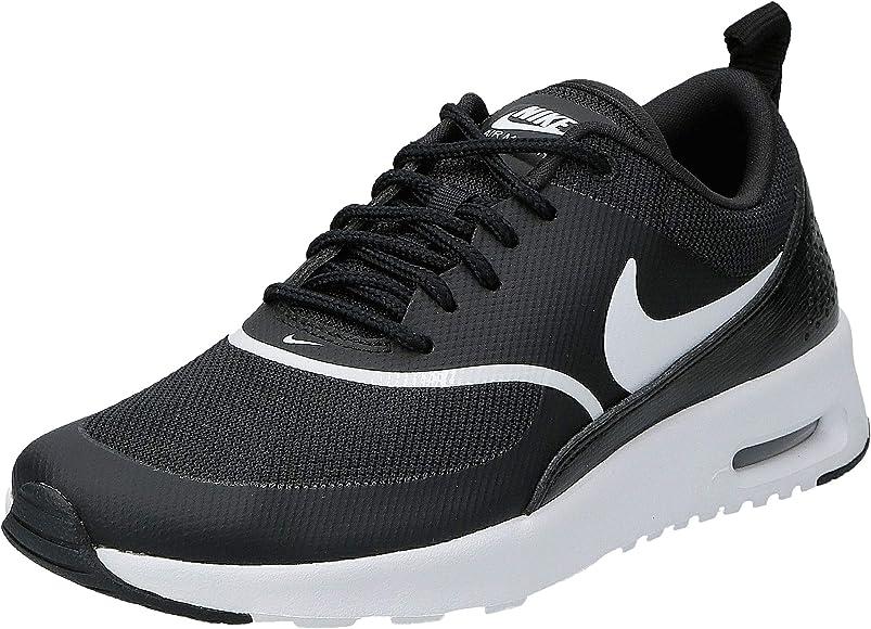 Nike Women's Air Max Thea, Black/White