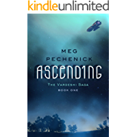 Ascending (The Vardeshi Saga Book 1)