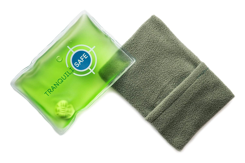 Verde Morado Tranquilisafe Chlot4 Calentadores Juveniles Unisex Talla /única