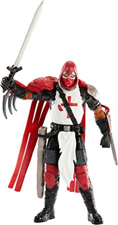 DC Comics Multiverse Arkham City Azrael Figure