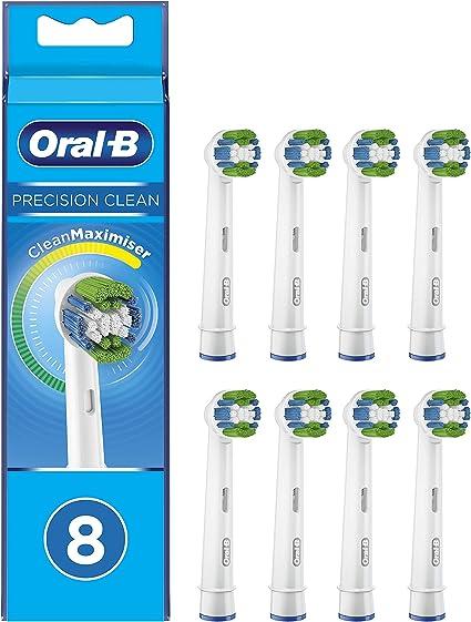 Oral-B Precision Clean Cabezales de recambio con tecnología ...