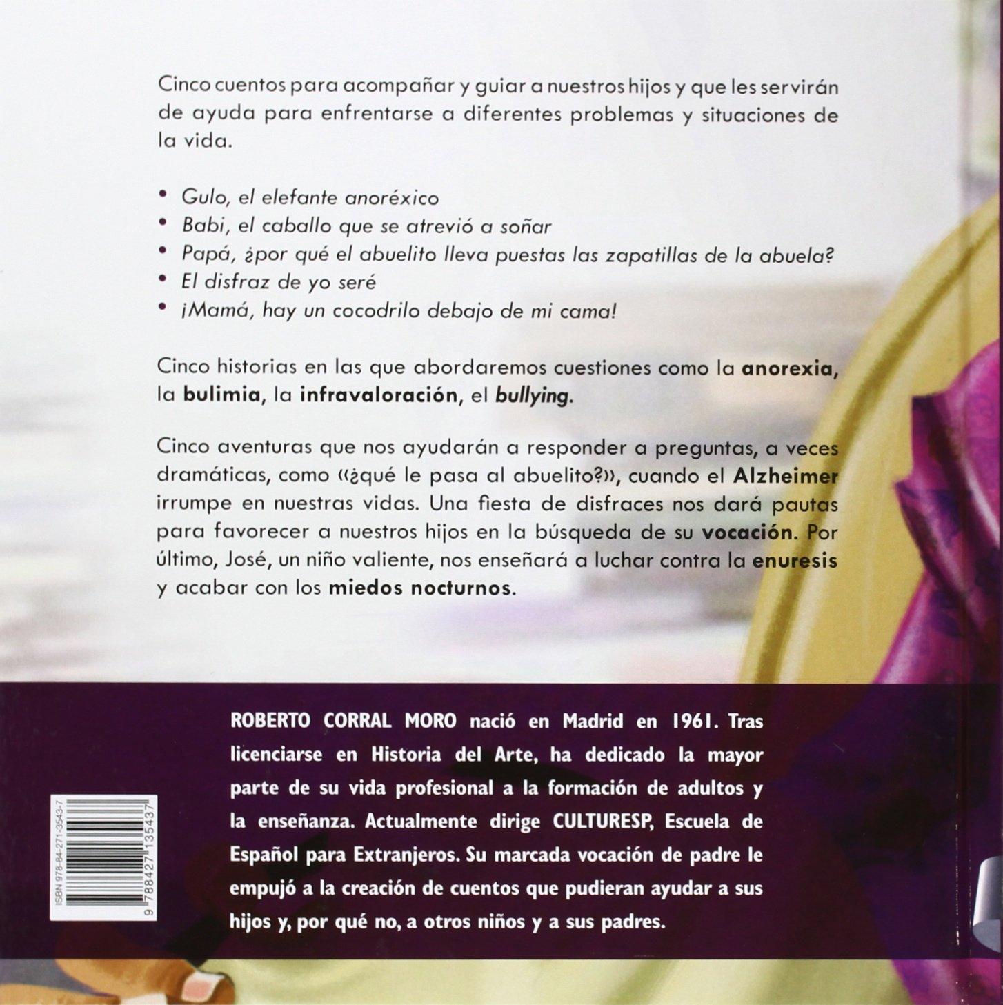 Gulo, el elefante anoréxico y otros cuentos: Roberto Corral Moro: 9788427135437: Amazon.com: Books