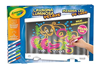 Crayola- Pizarra Led, (25-7246)