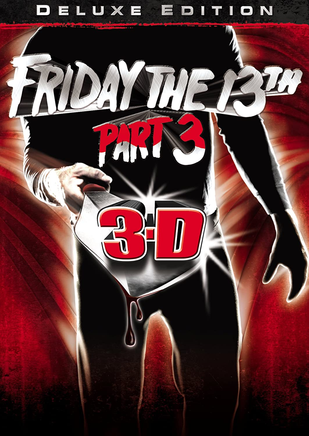 Amazon com: Friday the 13th, Part 3, 3-D (Deluxe Edition