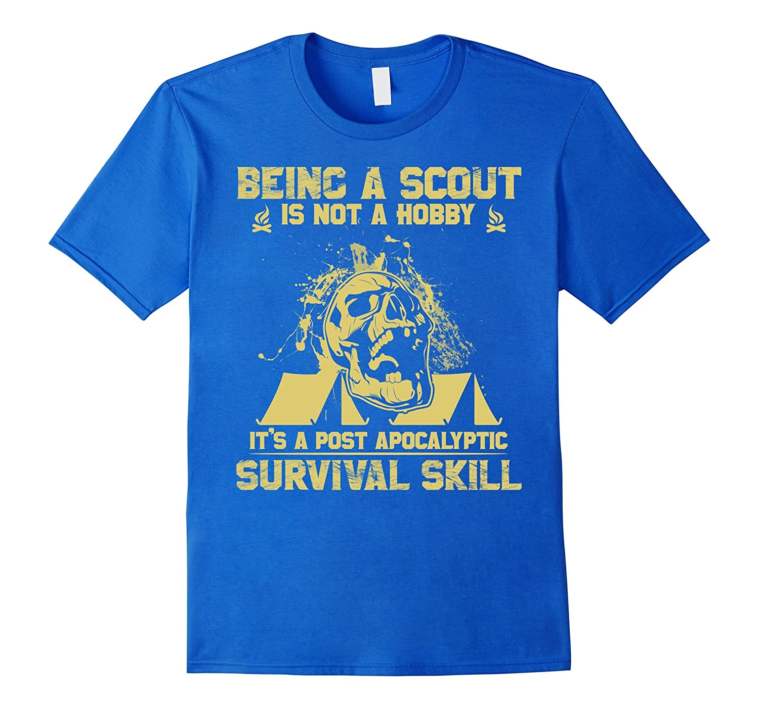 Being a Scout is not a hobby T-Shirt Best Scouting Shirt-TH