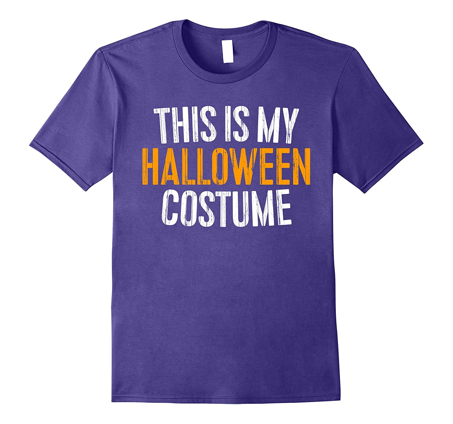 This Is My Halloween Costume T-Shirt-FL