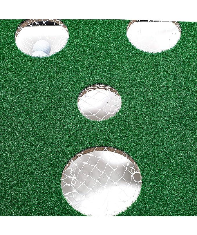 Amazon.com: SPRAWL - Juego de palos de golf para interiores ...