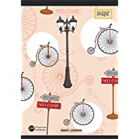 Shape Long Notebook - A4, 140 Pages (Pack of 6)