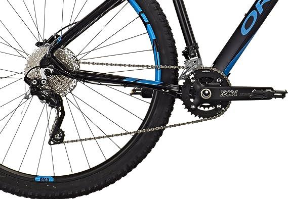 ORBEA Bicicleta Montaña MX 10, 29 Pulgadas, Talla XL, Azul: Amazon ...