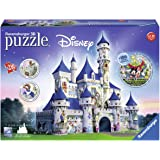 Ravensburger 12587 - 3D Puzzle Disney Schloss