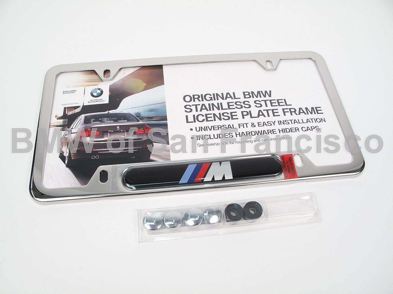 Amazon.com: BMW License Plate Frame \
