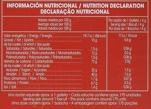 Reglero Galletita de Cortesía - 700 gr: Amazon.es: Alimentación y bebidas