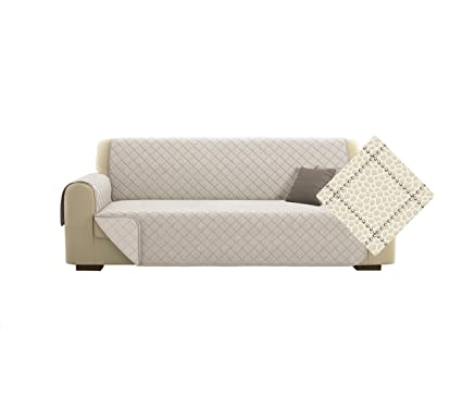Kasa Shop Outlet - Funda para sofá de Lujo, Acolchada ...